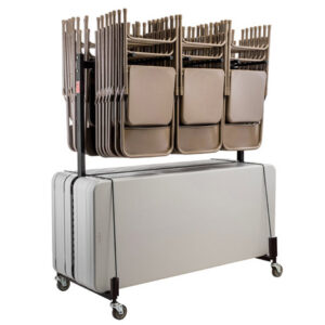 Rollaways, Folding Tables & Chairs