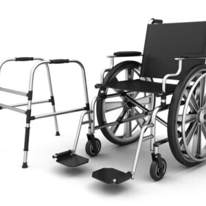 Wheelchairs, Walkers & Crutches
